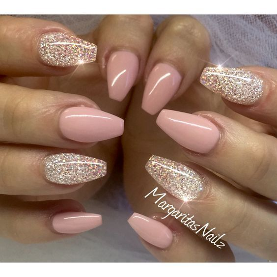 35 Glamorous Wedding Nail Art Ideas For 2019 Best Bridal Nail