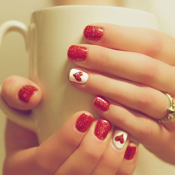37 super easy nail design ideas for short nails - Nail Design Ideas For Short Nails