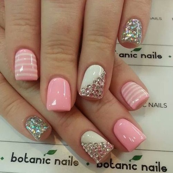 37 Super Easy Nail Design Ideas For Short Nails