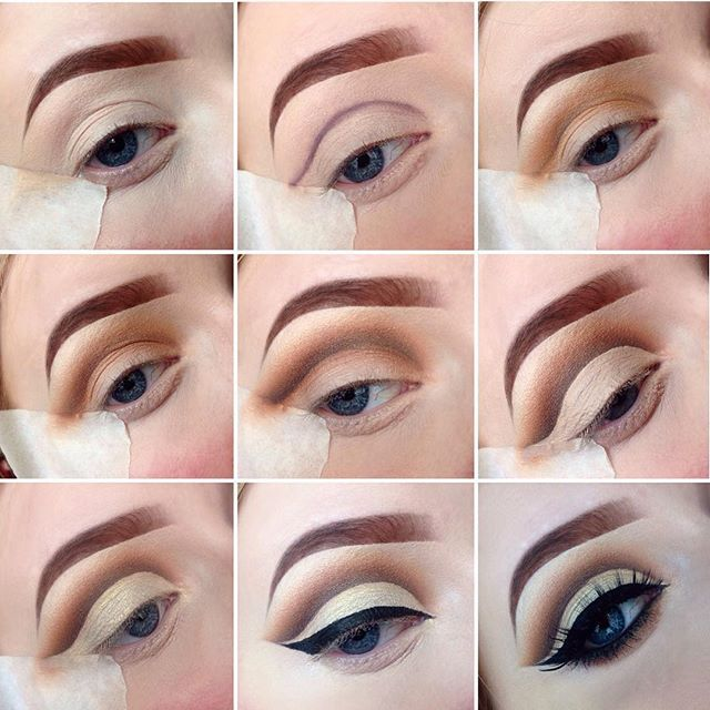 40 Easy Step by Step Makeup Tutorials You May Love ...