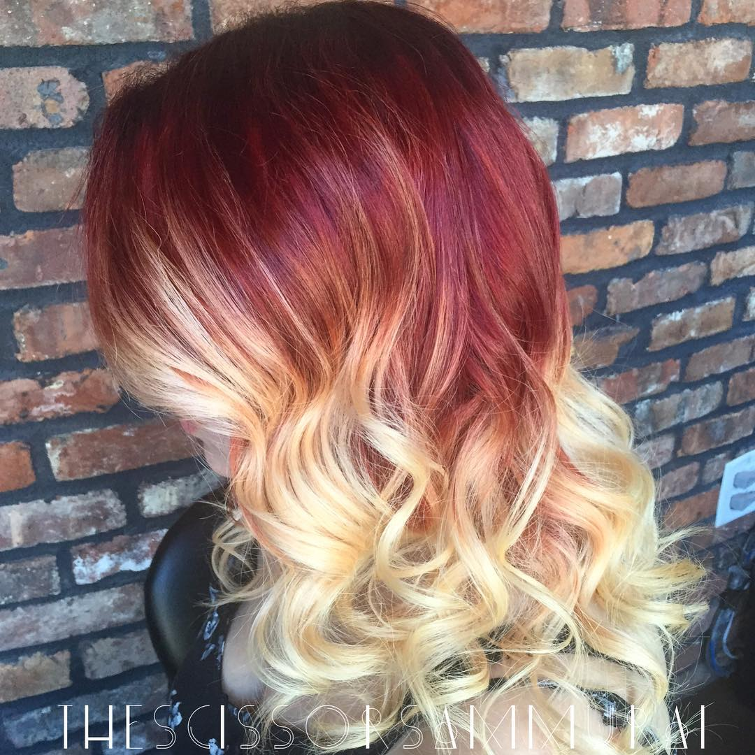 40 Hottest Ombre Hair Color Ideas for 2018 - (Short, Medium, Long ...