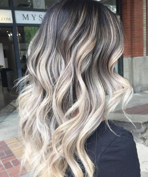 45 Balayage Hair Color Ideas 2020 Blonde Brown Caramel Red