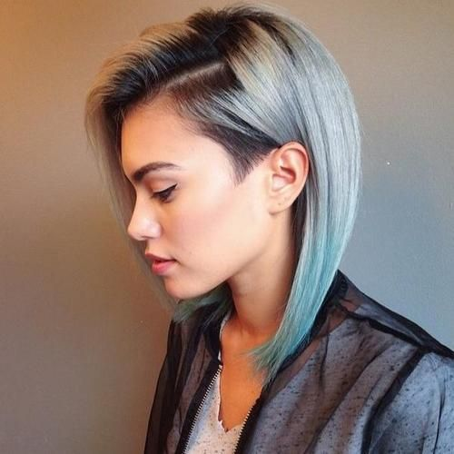 Bob Haircuts: 50 Hottest Bob Hairstyles for 2018 - Bob Hair Inspiration