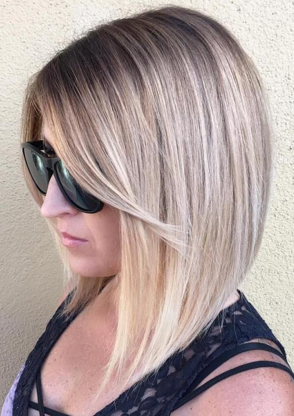 25 Fantastic Easy Medium Haircuts 2019 Shoulder Length Hairstyles