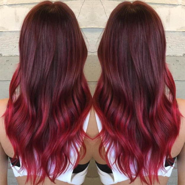 Hottest Ombre Hair Color Ideas Trendy Ombre Hairstyles 2018