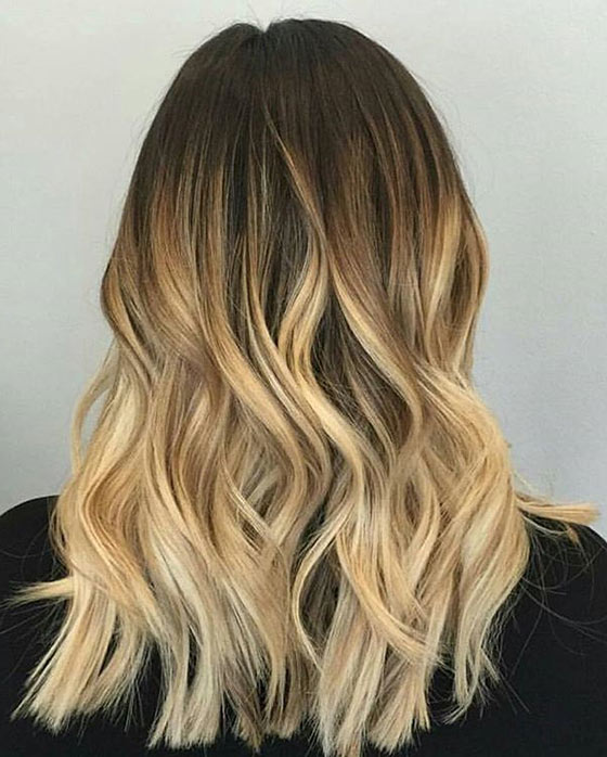 hottest ombre hair color ideas trendy ombre hairstyles 2018 pretty designs. Black Bedroom Furniture Sets. Home Design Ideas