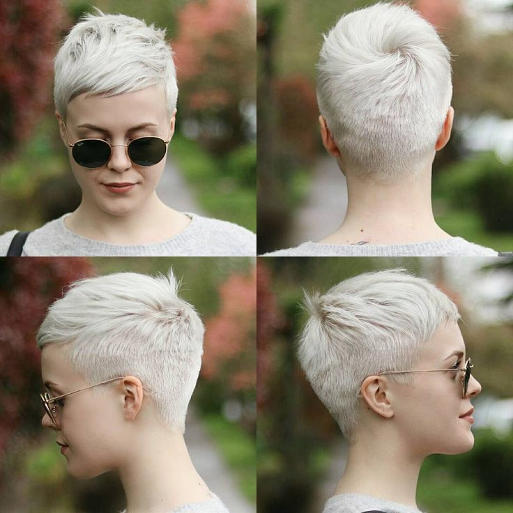 Very Short Haircuts for 2018 - Really Cute Short Hair for Women