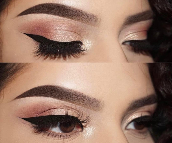 how to rock makeup for brown eyes makeup ideas