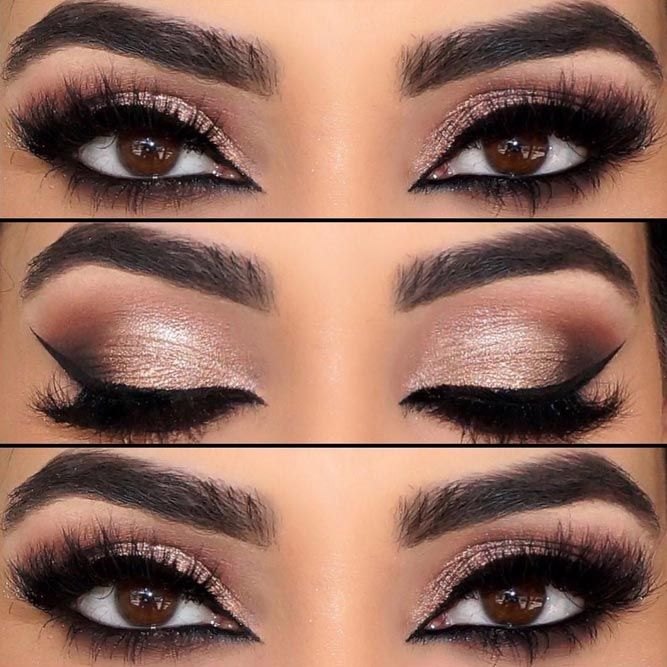 eyes ideas Brown makeup