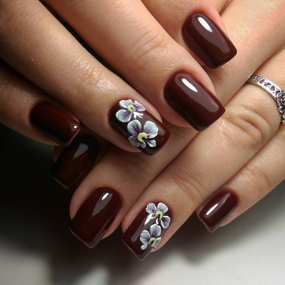 Nail Art Designs 2014 Ideas Images Tutorial Step by Step ...  |Painting Tip Nail Ideas