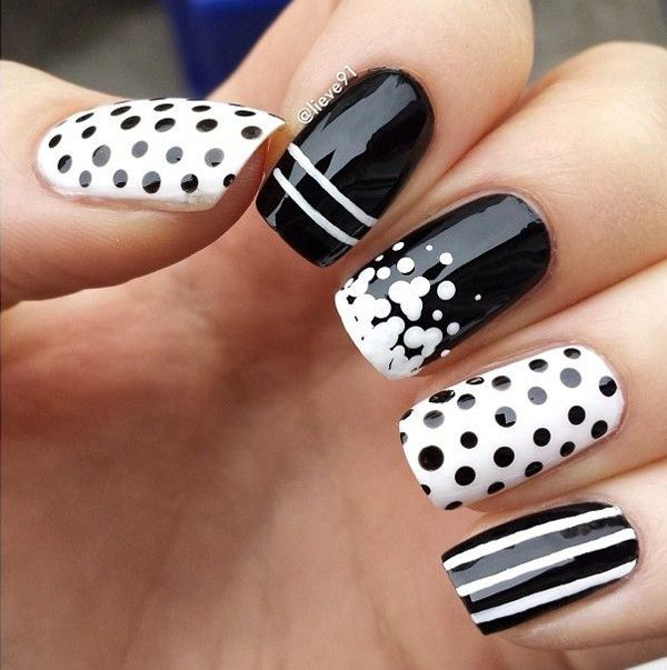 Cool Nail Art Designs | Graham Reid