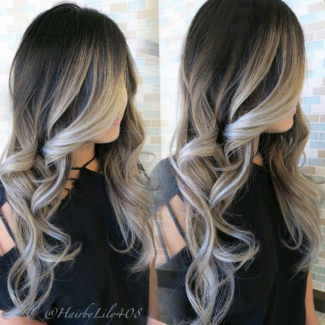 Trendy Hair Color Ideas Blonde Black Hairstyles Pretty Designs