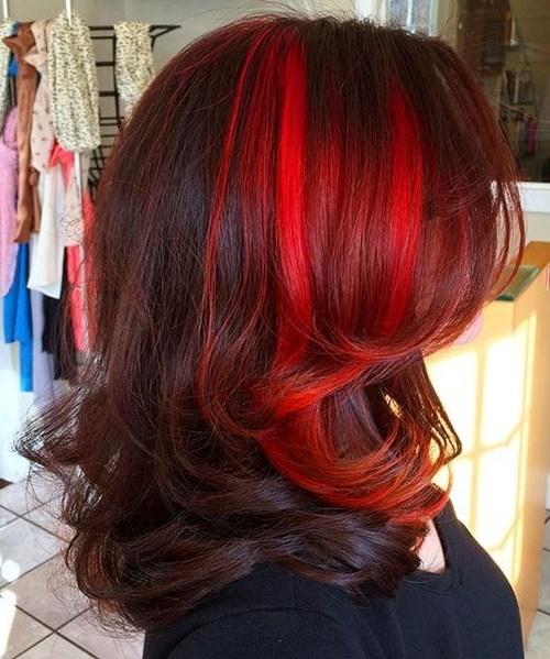 20 coole zweifarbige Haarideen für kurzes, mittleres und langes Haar