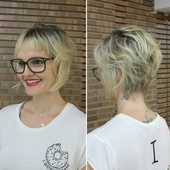 20 Chic Short Hairstyles For Women 2019 Pretty Designs