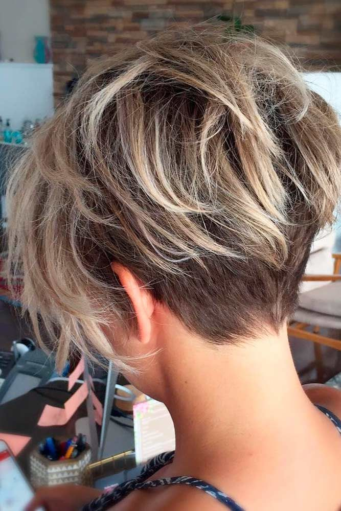 20 Chic Short Hairstyles for Women 2019 - Pretty Designs