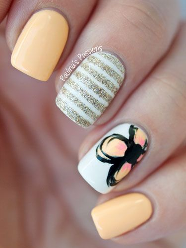 23 Sweet Spring Nail Art Ideas Designs For S
