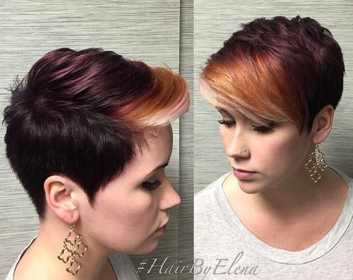 Short Hairstyles For Women Pixie