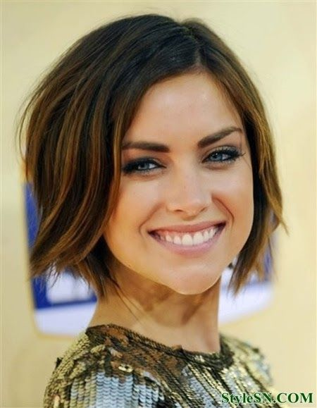 30 Amazing Short Hairstyles for Women - Simple Easy Short Haircut Ideas