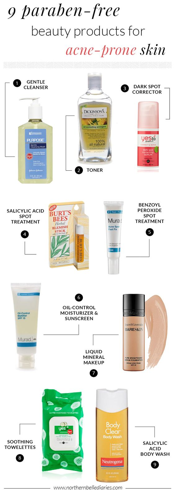 7 Skincare Tips For Acne-Prone Skin