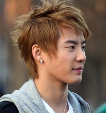 70 Coole koreanische & japanische Frisuren für Asian Guys 2019