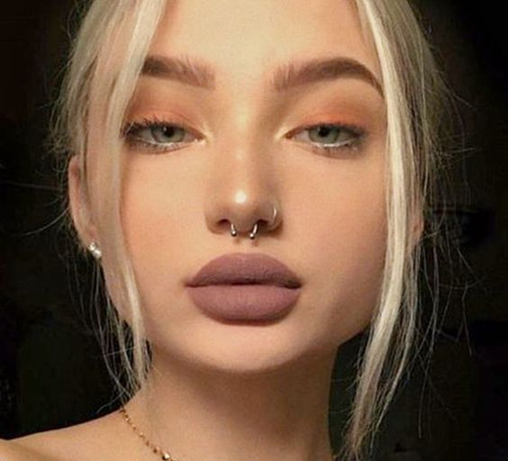 How To Pull Off A Septum Piercing Pretty Designs
