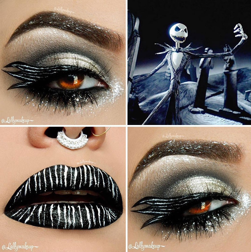 Awesome makeup ideas from disney