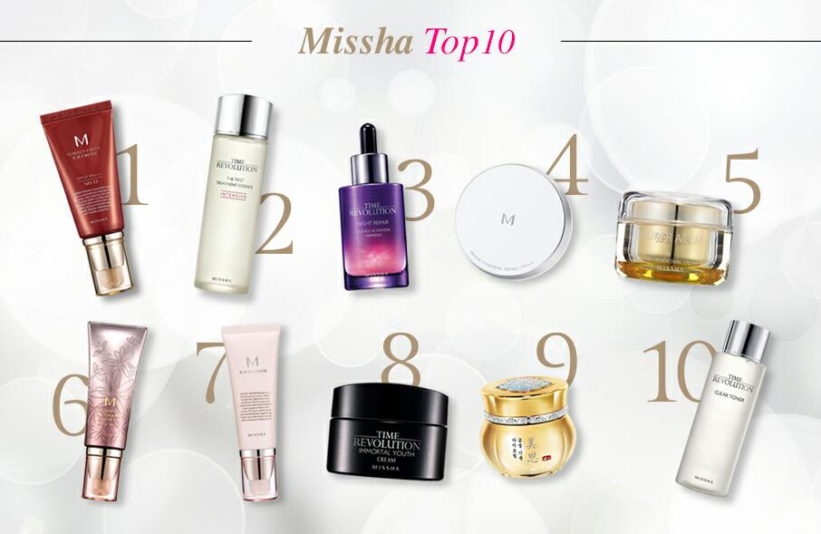 best Missha makeup products