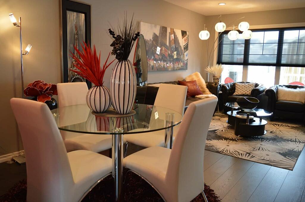 Bring Out the Flavour in the Dining Area