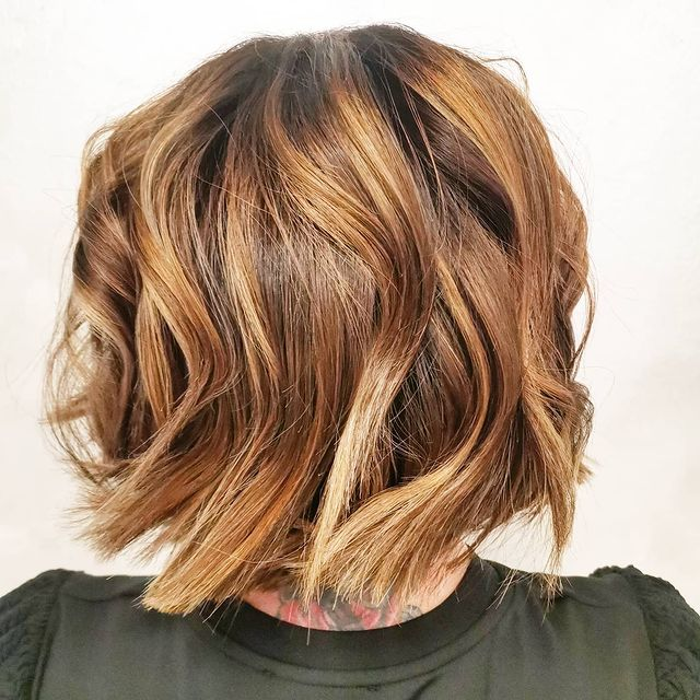 Cool Shaggy Bob Haircuts