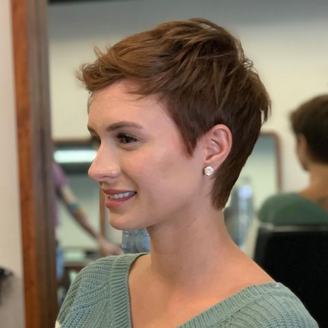 90 Popular Short Hairstyles For Women 2021 Pretty Designs